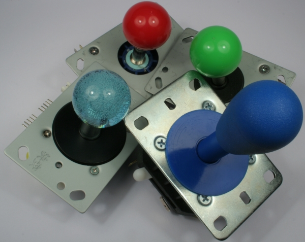 Joystick & Trackball