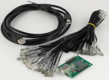 Controller 2P USB