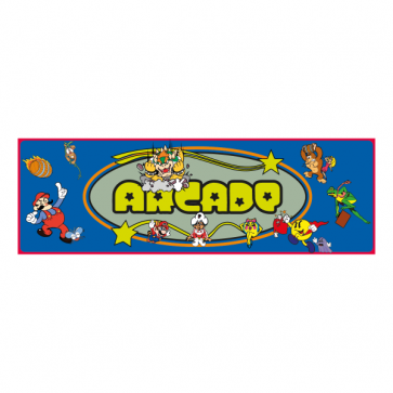 Arcade Marquee