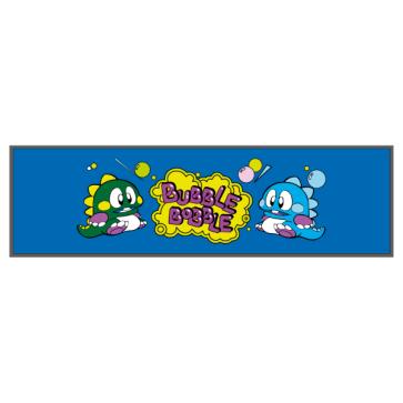 Bubble Bobble Marquee