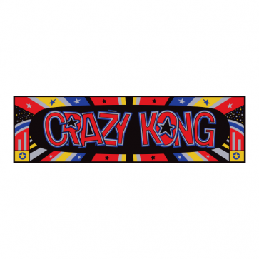 Crazy-Kong Marquee