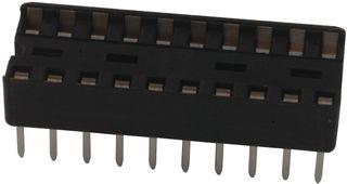 IC sokkel 20pin 7.62mm