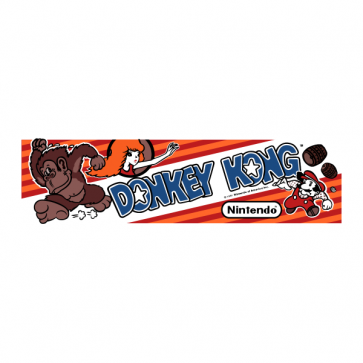 Donkey Kong Marquee