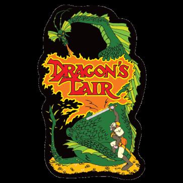 Dragon's Lair side art