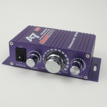 Forstærker 30W stereo
