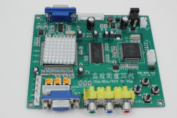 CGA til VGA Konverter GBS-8200