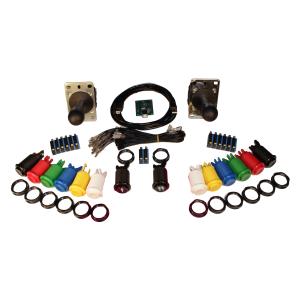 2-Player USB MAME start kit III Plus