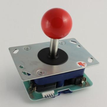 Joystick LS-32-2, Rød
