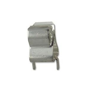 Sikringsholder for print 6,3mm