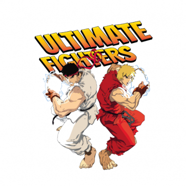 Ultimate Fighters Side Art