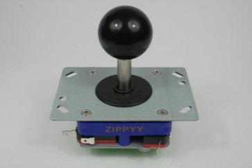 Zippy Joystick kort, Sort