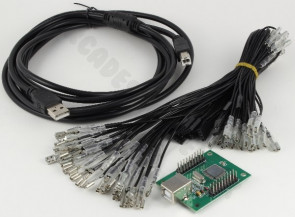 Controller Analog 1P USB