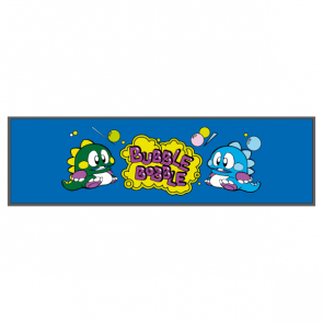 Bubble Bobble Marquee
