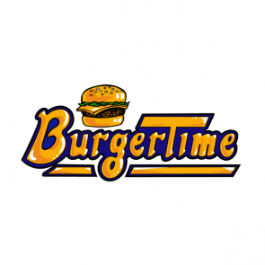 Burger Time Marquee