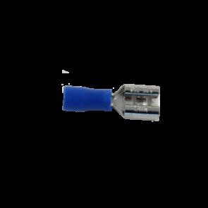 6.4mm Kabelsko Blå (Hun)