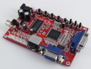 VGA til CGA Konverter GBS-8100