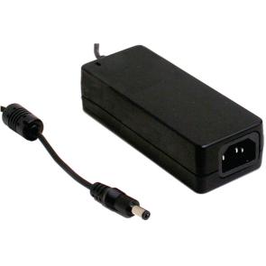 Strømforsyning 5V/5A DC Jack