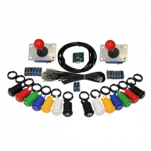 2-Player USB MAME start kit II