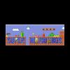 Super Mario Bros Marquee